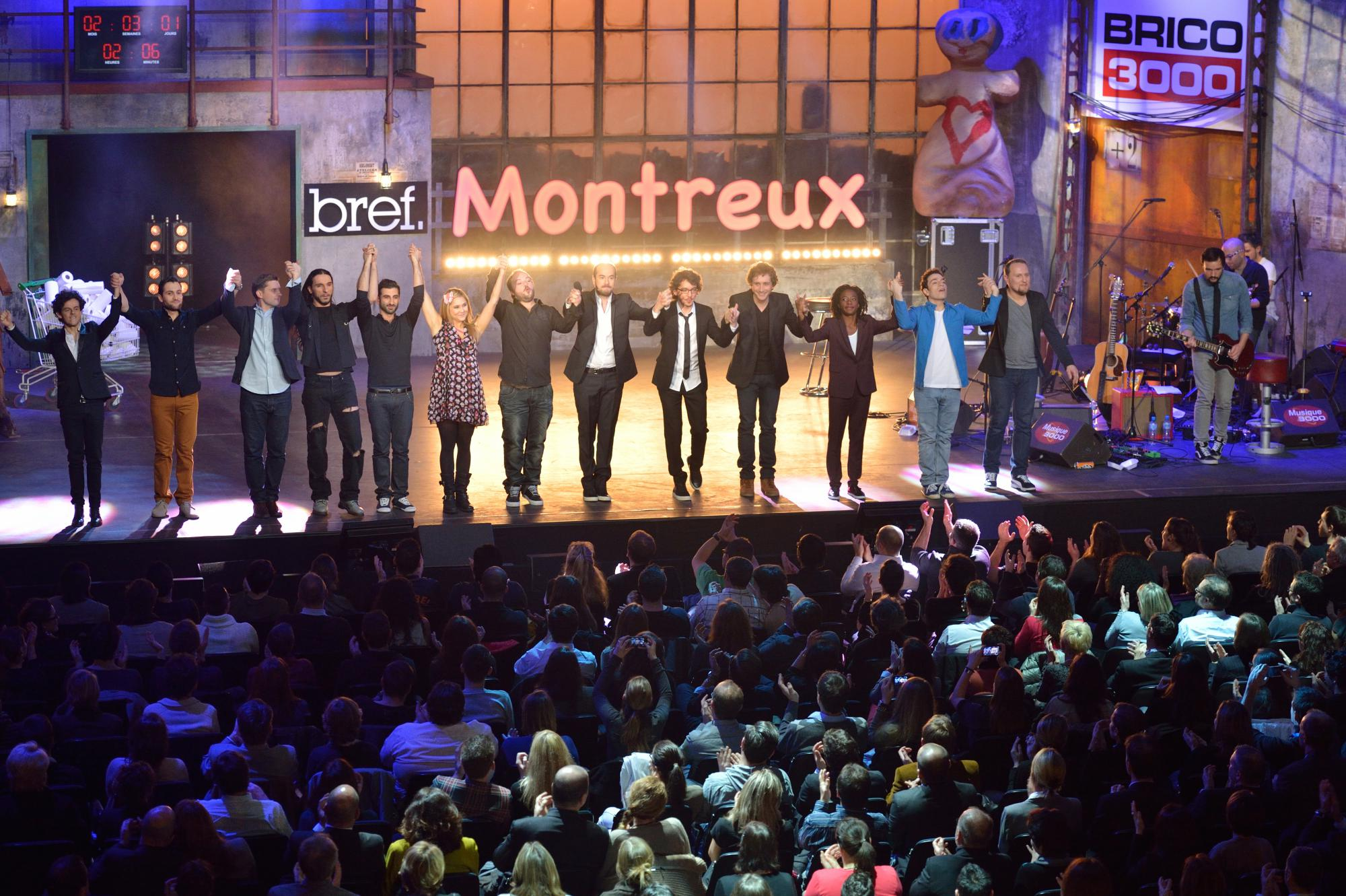 مهرجان مونترو للكوميديا 2019 montreux comedy 2019