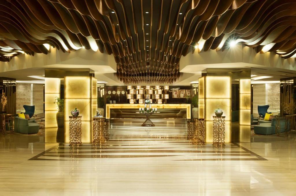 افتتاح فندق جلف كورت بيزنس باي