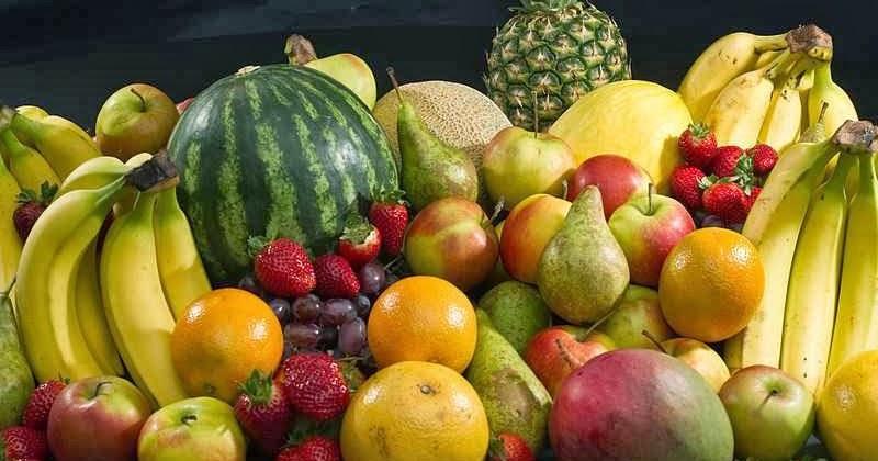 الفواكه و المأكولات