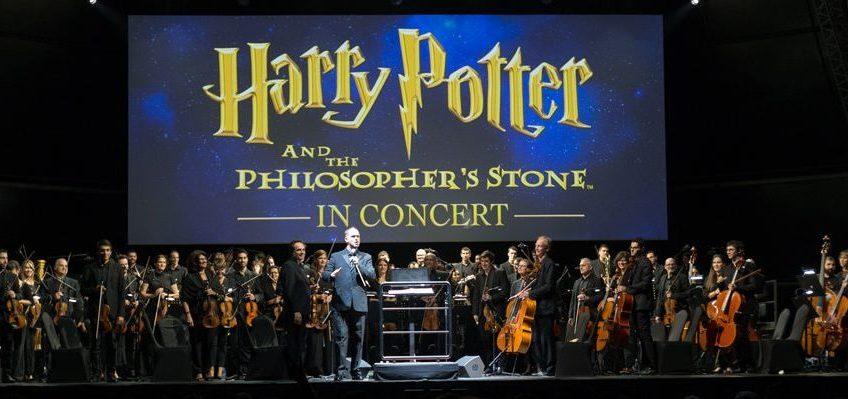 حفل هاري بوتر خلال نهاية شهر مارس 2019
