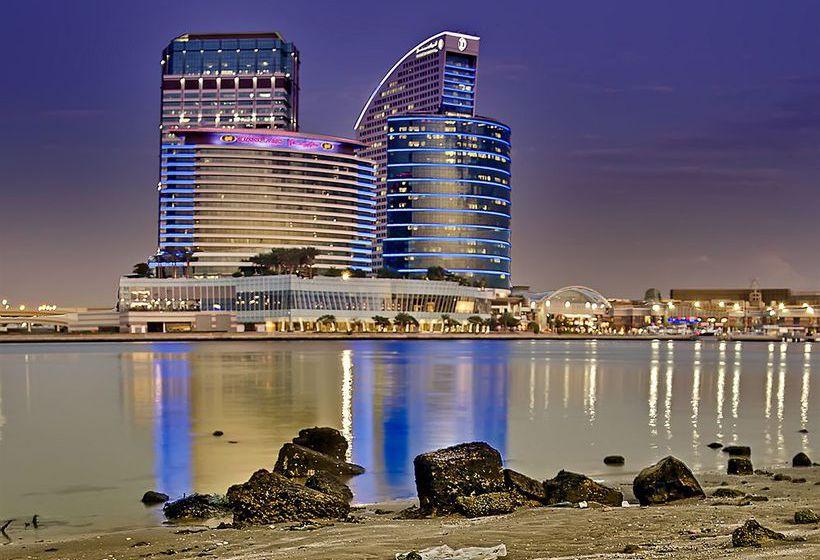 فندق انتركونتيننتال دبي فستيفال سيتي