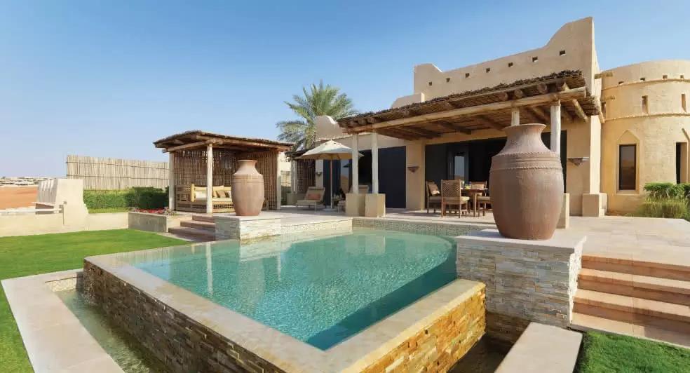 منتجع أنانتارا قصر السراب الصحراوي