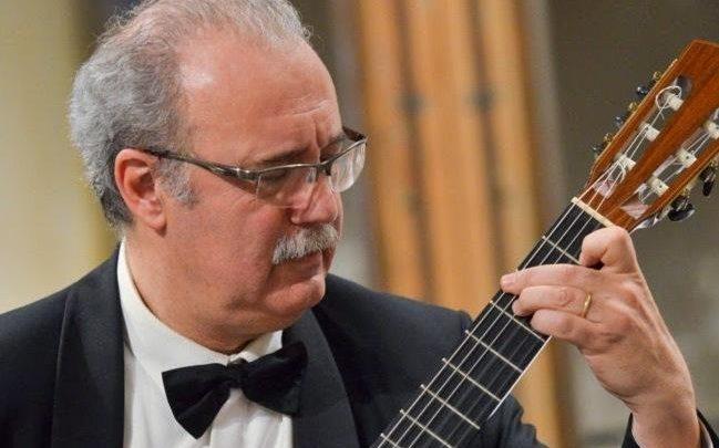 حفل عازف الجيتار خاومي تورينت في دبي