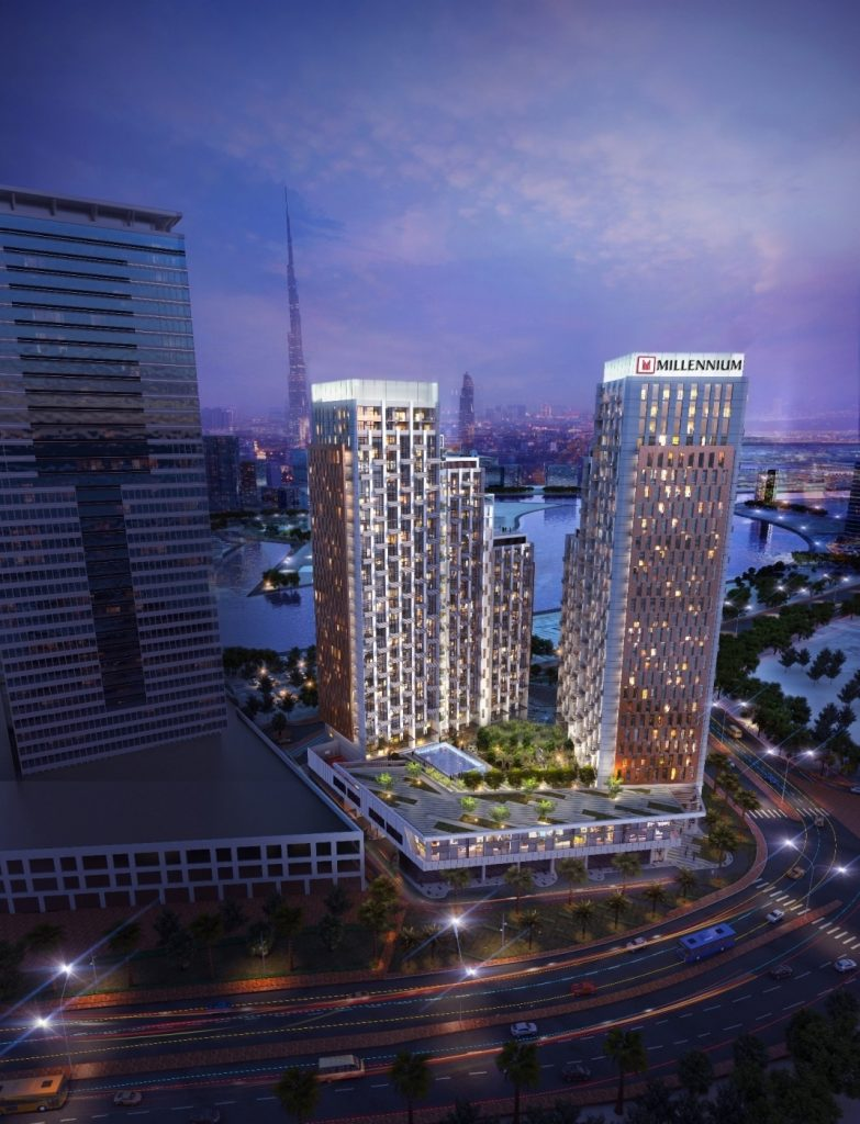 فندق ميلينيوم أتريا الخليج التجاري