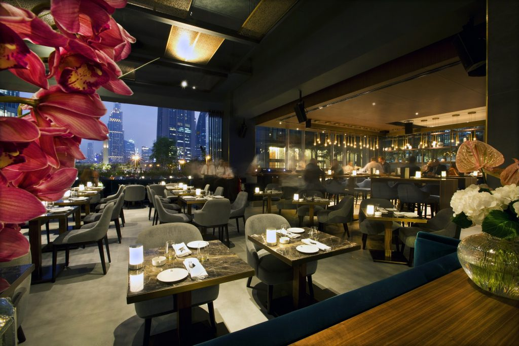مطعم روبيرتوز دبي