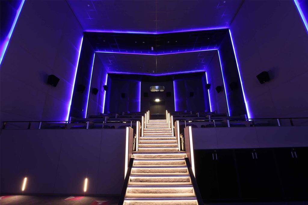 روكسي سينما بلاتينيوم بلاسRoxy Cinemas Platinum Plus