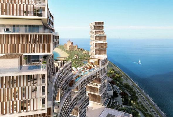 فندق رويال أتلانتس ، نخلة جميراThe Royal Atlantis, Palm Jumeirah