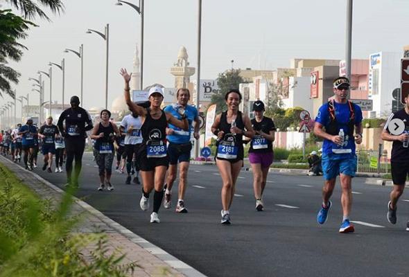 نادي اديداس للجري Adidas Runners Dubai