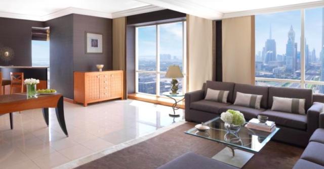 فندق فيرمونت دبيFairmont Dubai