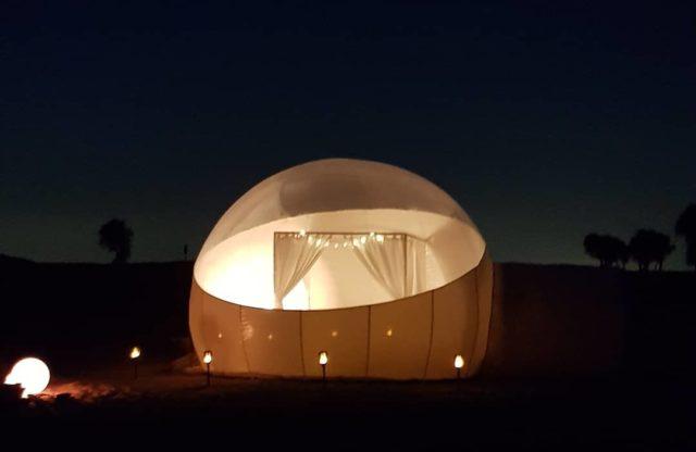 ستارلايت كامب الإمارات Starlight Camp UAE