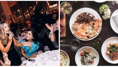 صورة أمسية عيد الأم 2019 من المطعم الفرنسي شي شارل