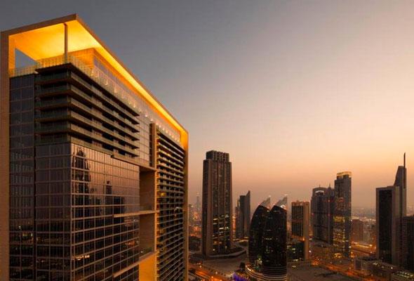 والدورف أستوريا مركز دبي المالي العالميWaldorf Astoria DIFC