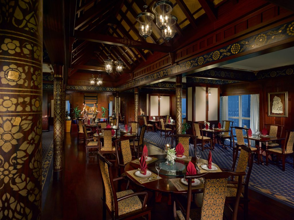 مطاعم فندق دوست ثاني دبي