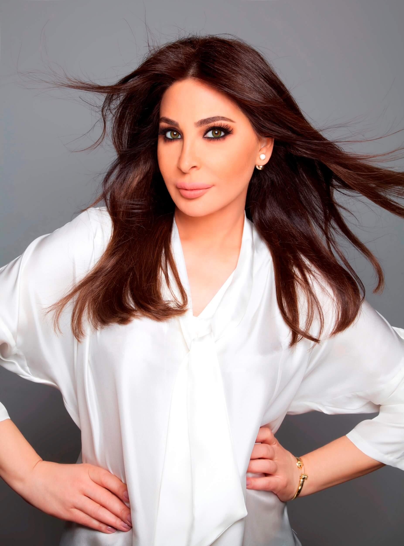 حفل المغنية المتألقة إليسا في دبي خلال إبريل 2019