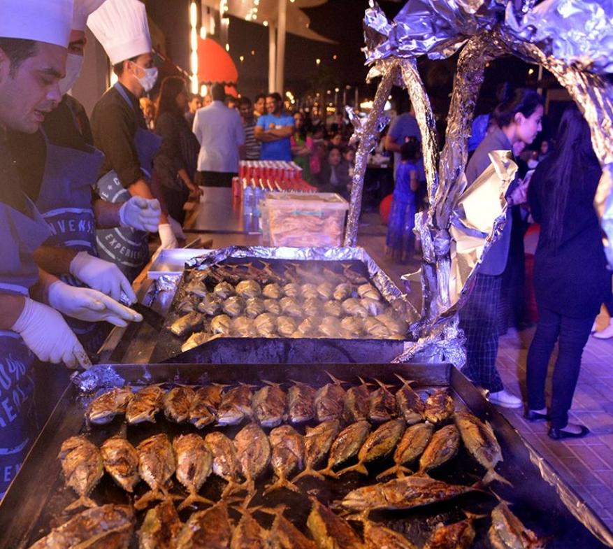 كرنفال عشاق الطعام 2019