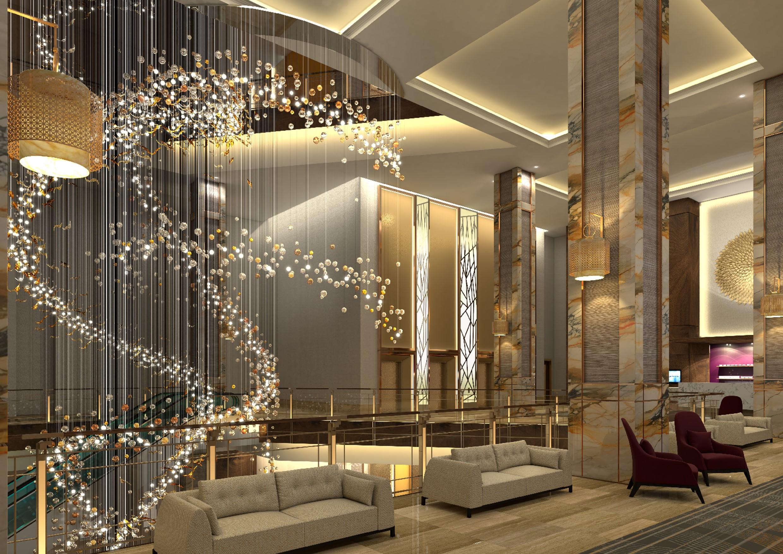 فندق جراند بلازا موڤنبيك مدينة دبي للإعلام 1