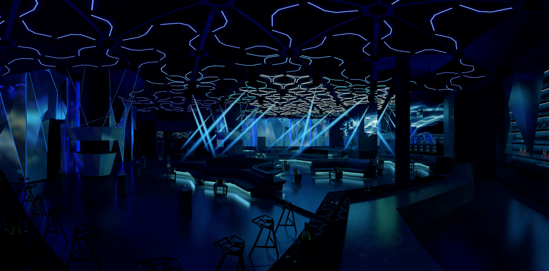 إفتتاح مطعم ولاونج مانتيس في دبي