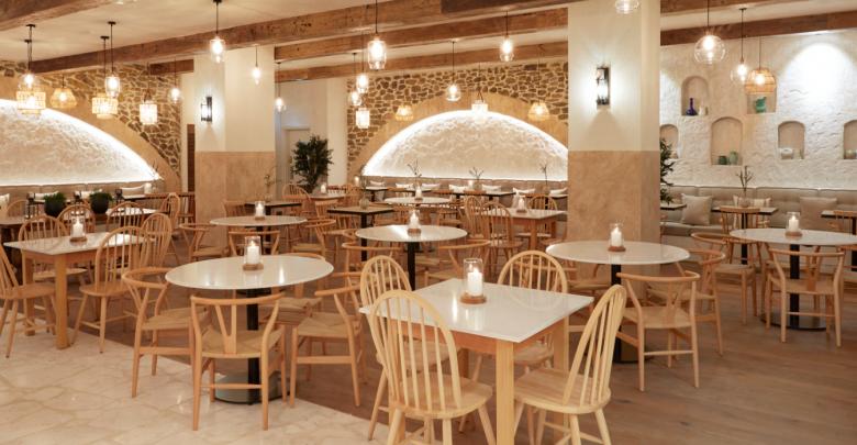 مطعم تافيرنا غريك كيتشن