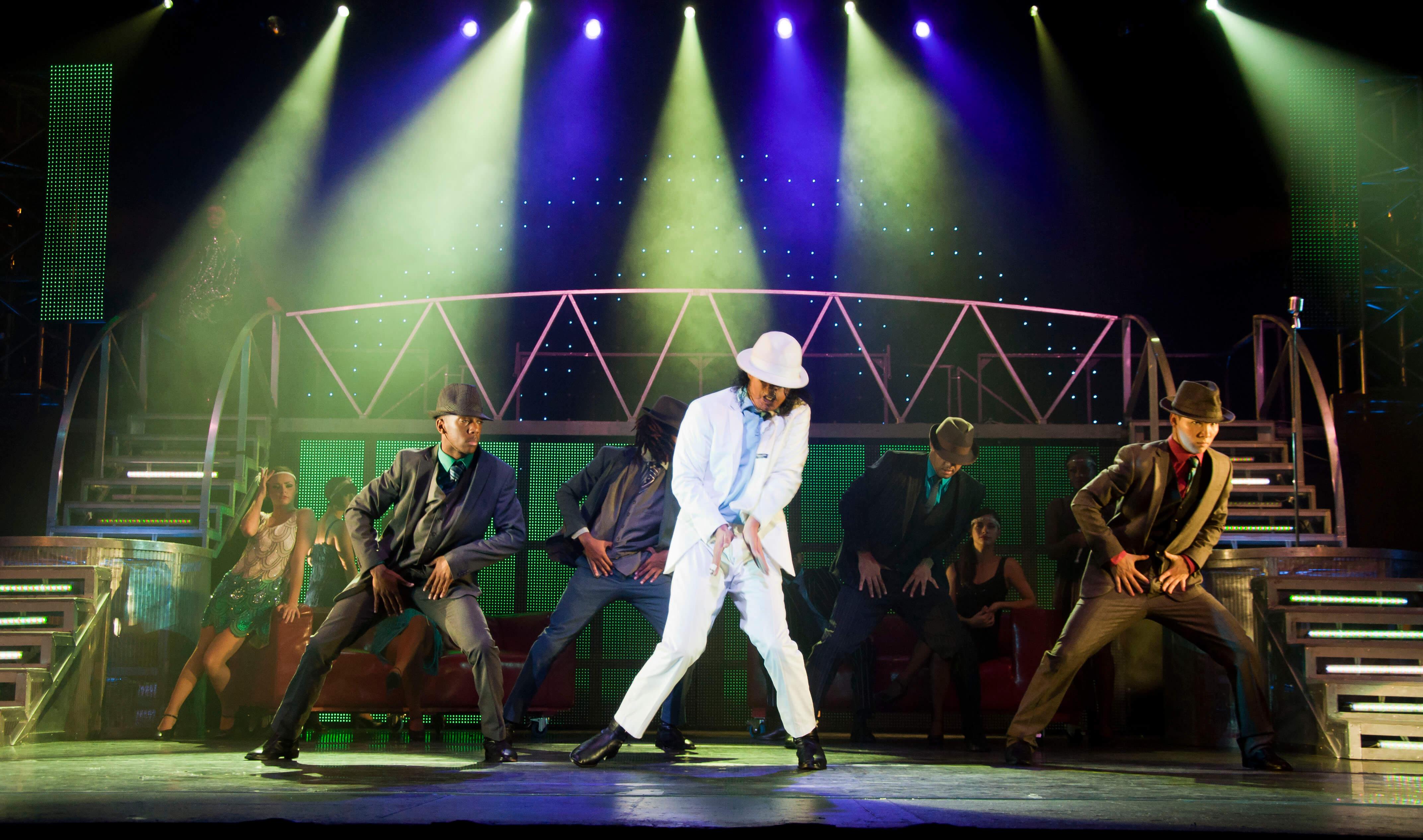 دبي تستضيف العرض الموسيقي الراقص ثريلر لايف