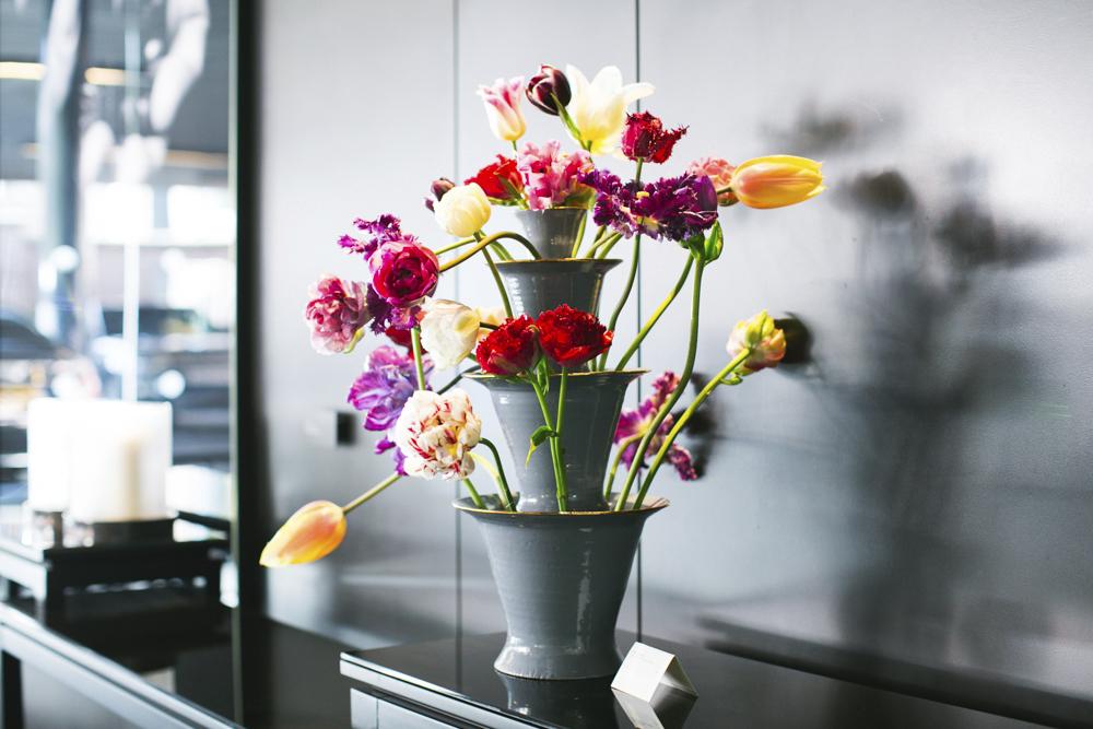 فندق كونسرفاتوار يحتفل بموسم أزهار التوليب 2019