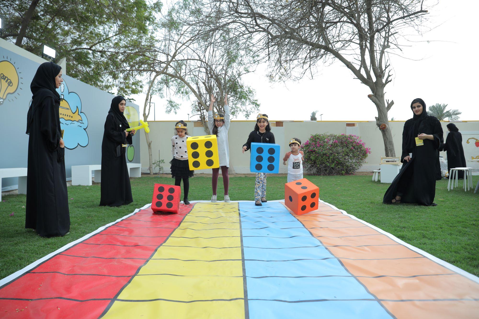 فعاليات الدورة السادسة من بينالي الشارقة للأطفال 2019