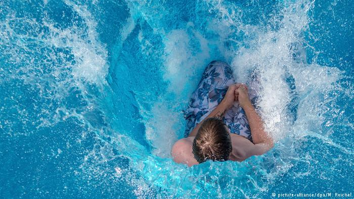 فعالية السباحة من أجل البحار النظيفة 2019