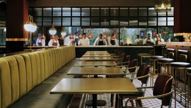 شكولاطة و عصائر مجانية للسيدات من مطعم ذاميت كو