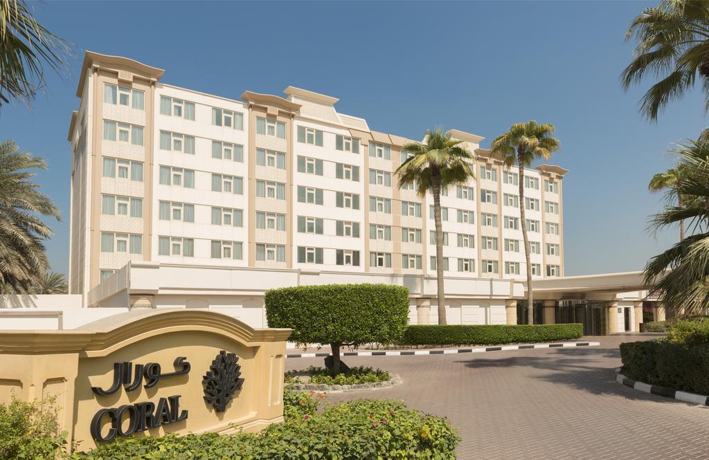فندق كورال بيتشCoral Beach Resort Sharjah