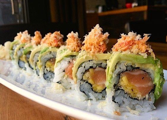 برنسيس سوشي رولPrincess Sushi Roll