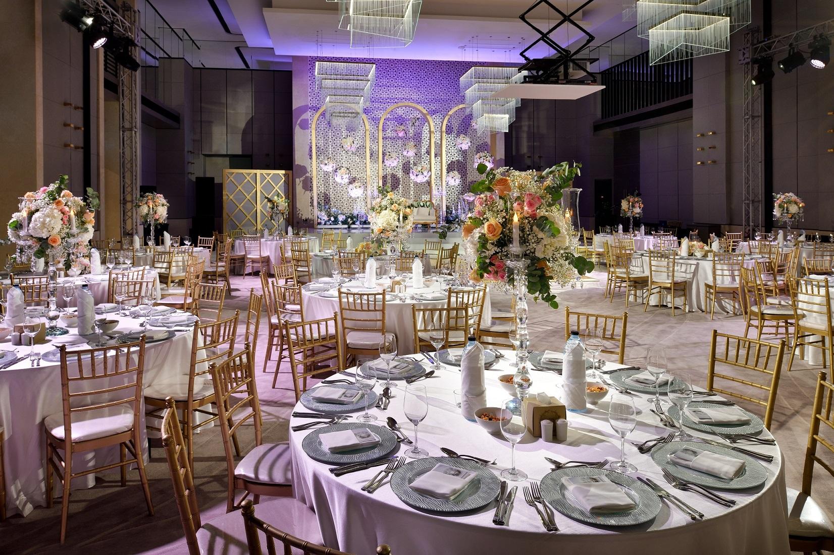 إعمار للضيافة تقدم عروض رائعة للمقبلين على الزواج في دبي