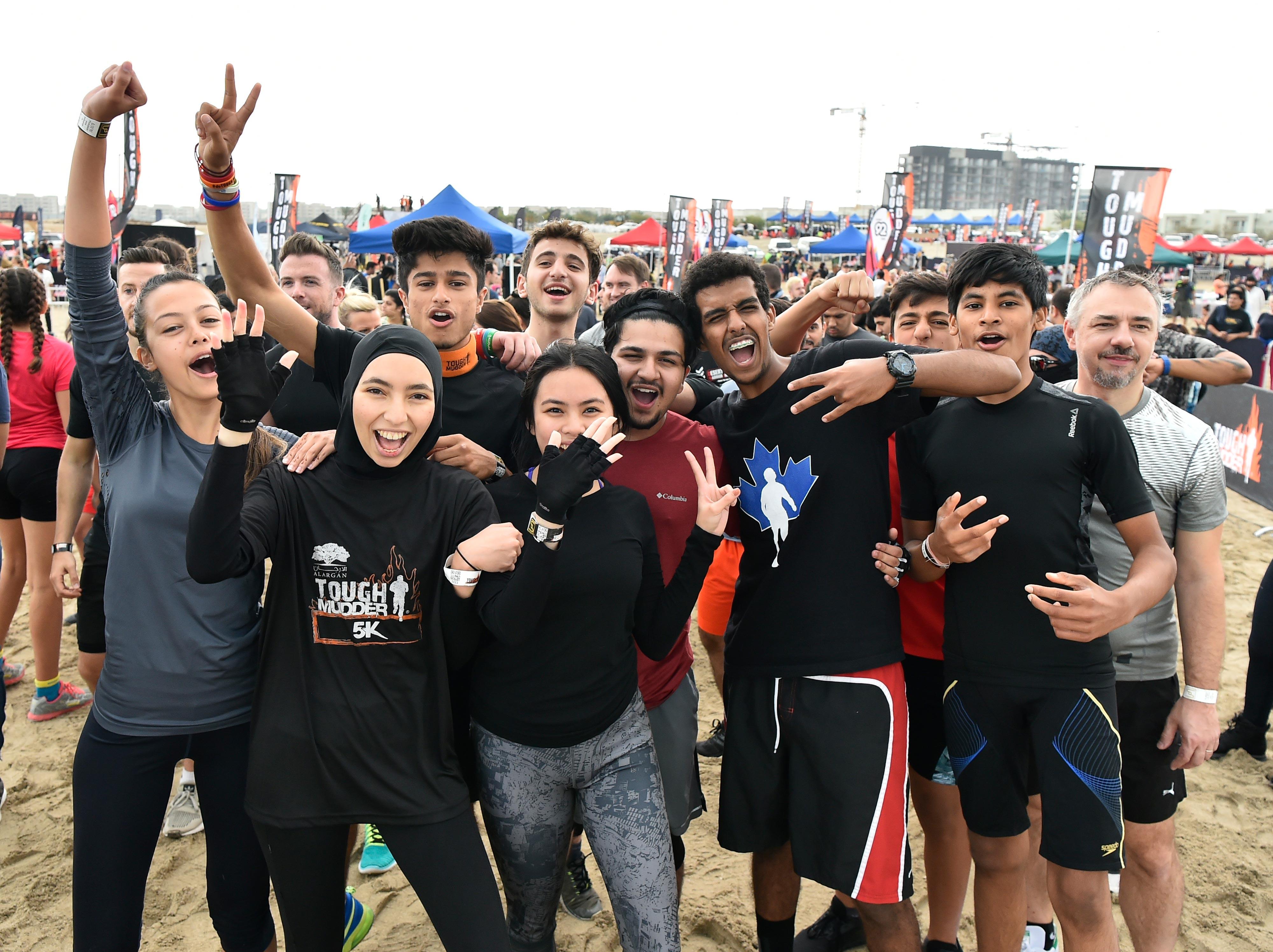 رأس الخيمة تستضيف تحدي الوحل الحماسي 2019