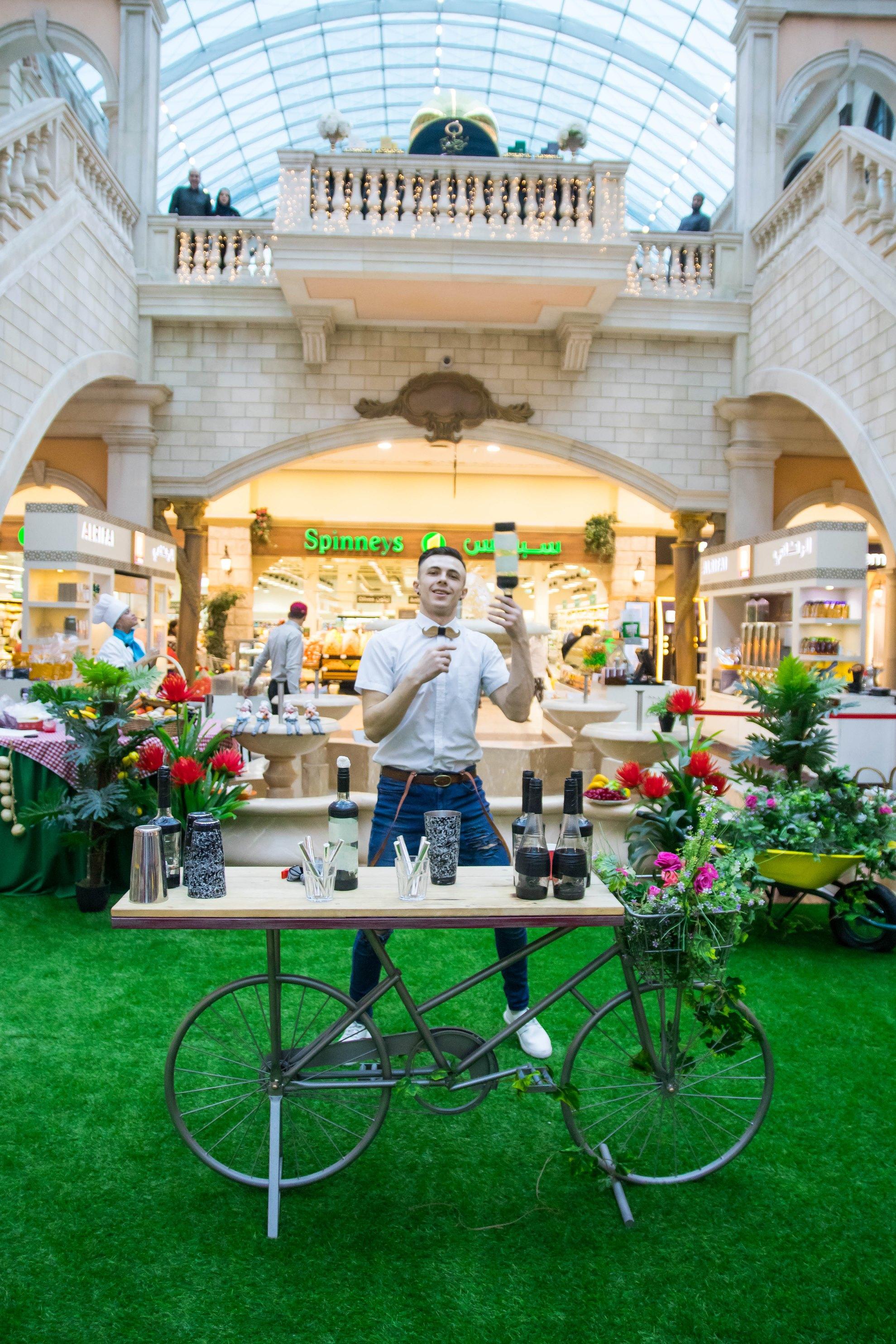 آخر عروض و فعاليات مهرجان دبي للمأكولات2019