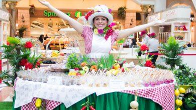 صورة عروض وفعاليات مهرجان دبي للمأكولات خلال الأسبوع المقبل