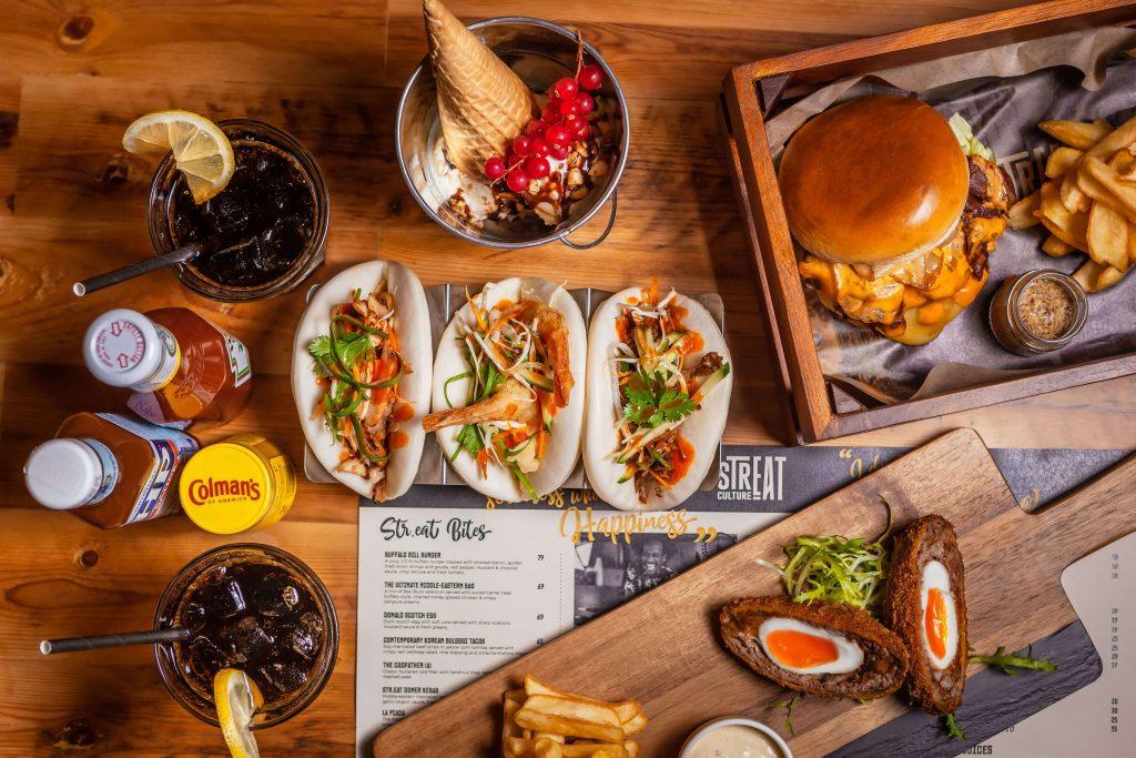 مطعم ستر إيت كلتشر يفتتح ابوابه في دبي