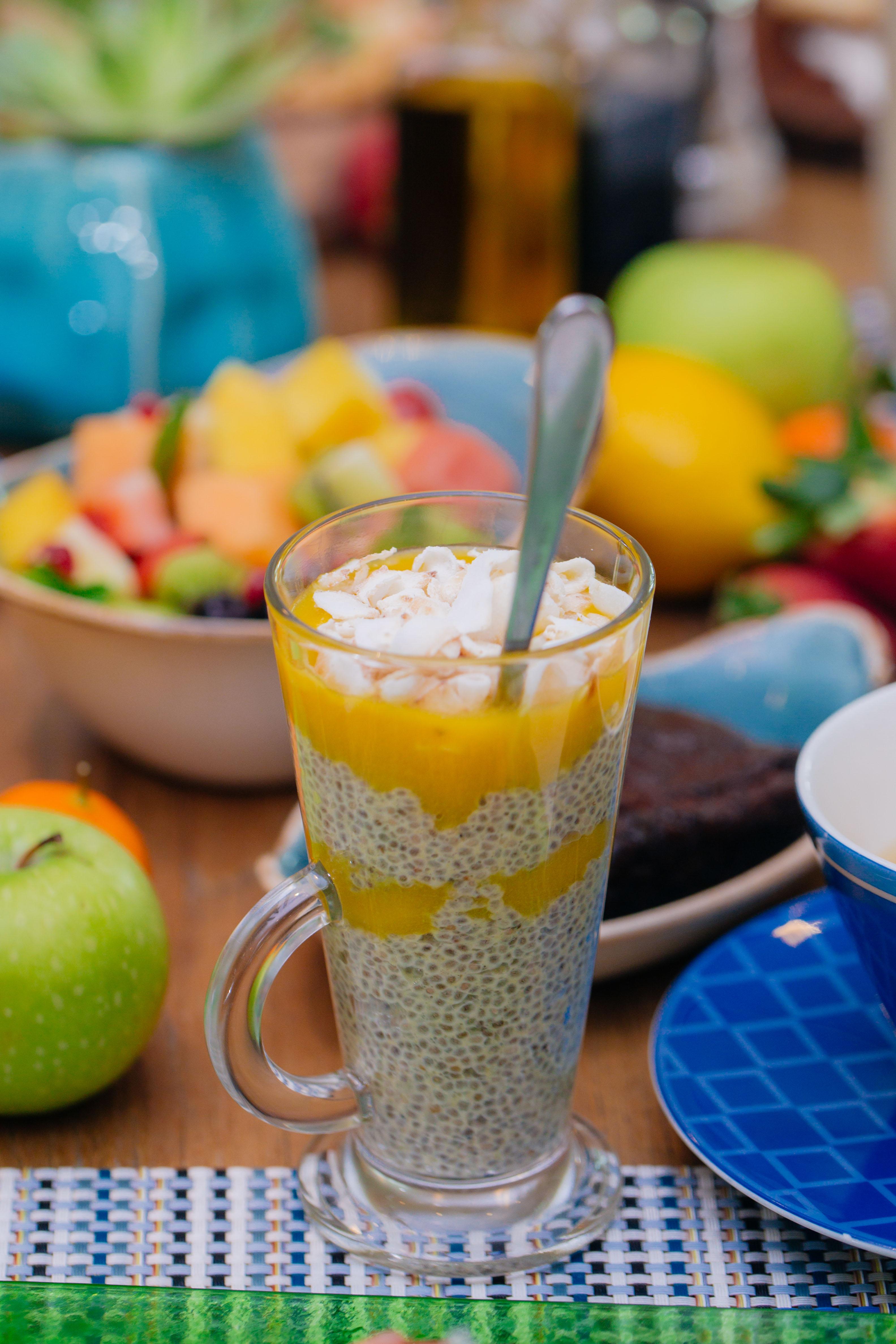 قائمة الفطور الصحية الجديدة لمطعم ريفا