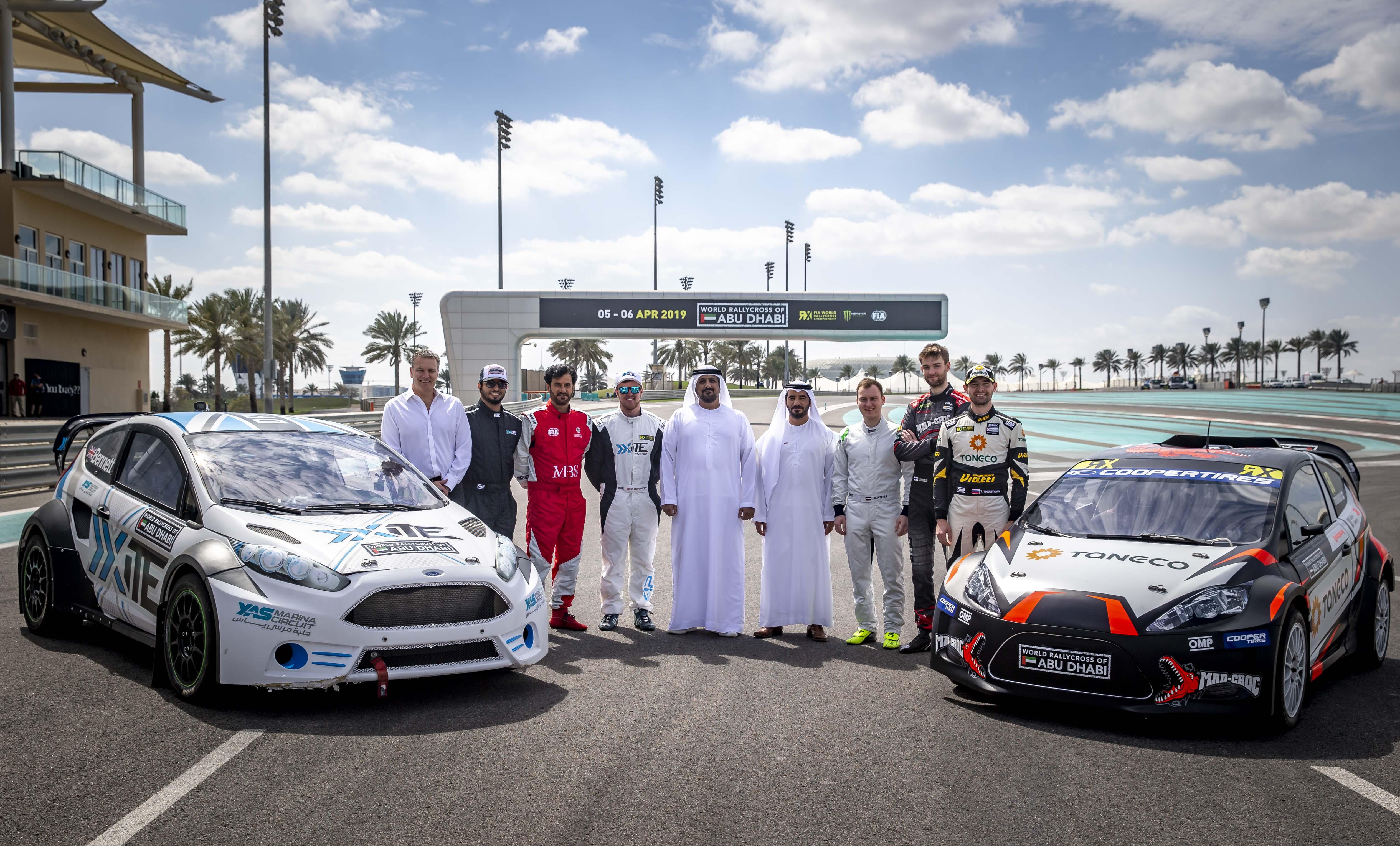 سباقبطولة الاتحاد الدولي للسيارات للرالي كروس