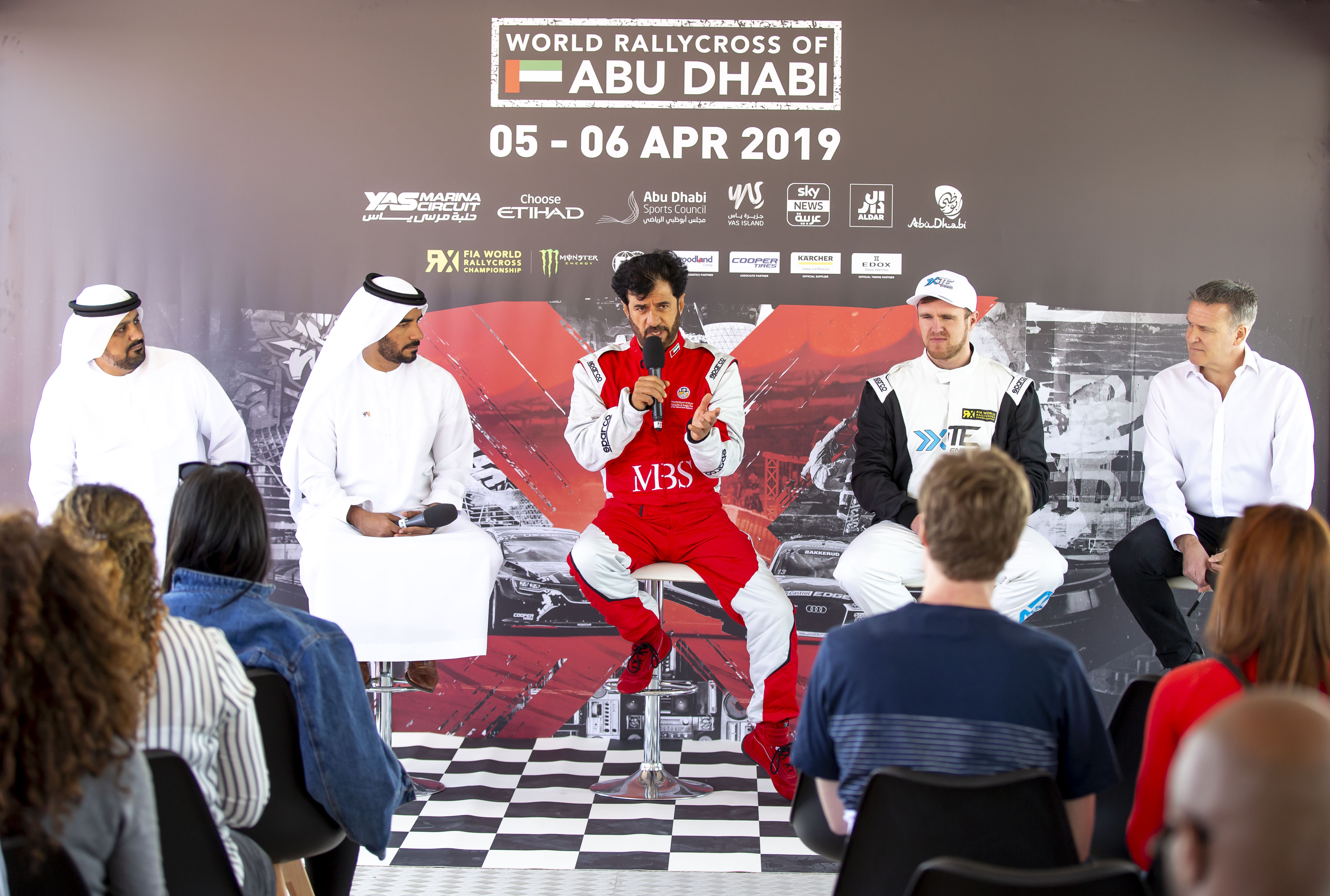 حلبة مرسى ياس تُقدم أنشطة وفعاليات لعطلة أسبوع سباق رالي كروس أبوظبي 2019