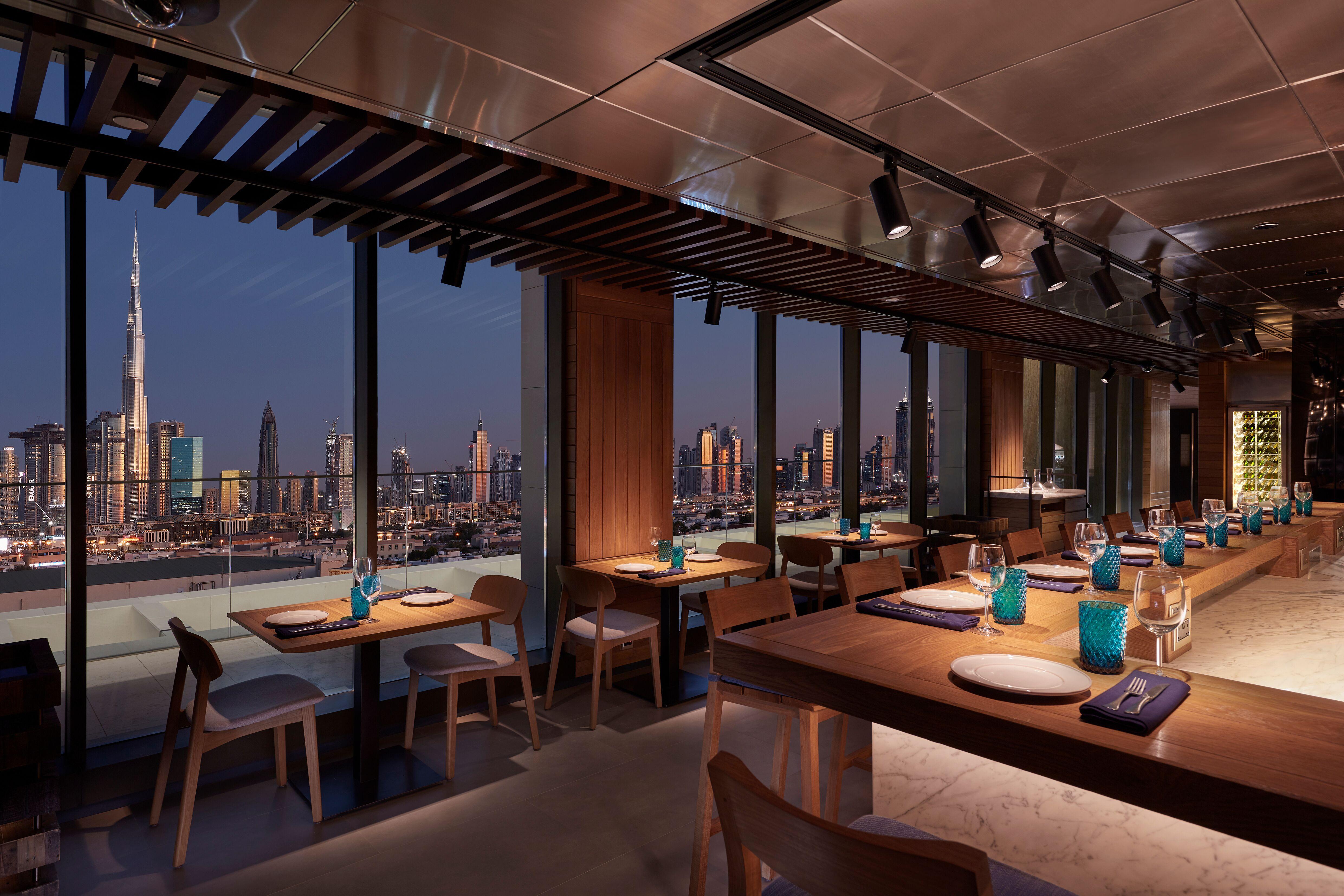 الشيف جوزيهأفيليز يفتتح أحدث مطاعمه في دبي