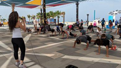 صورة كايت بييتش تنظم جلسات رياضية مجانية خلال مهرجان دبي للمأكولات 2019