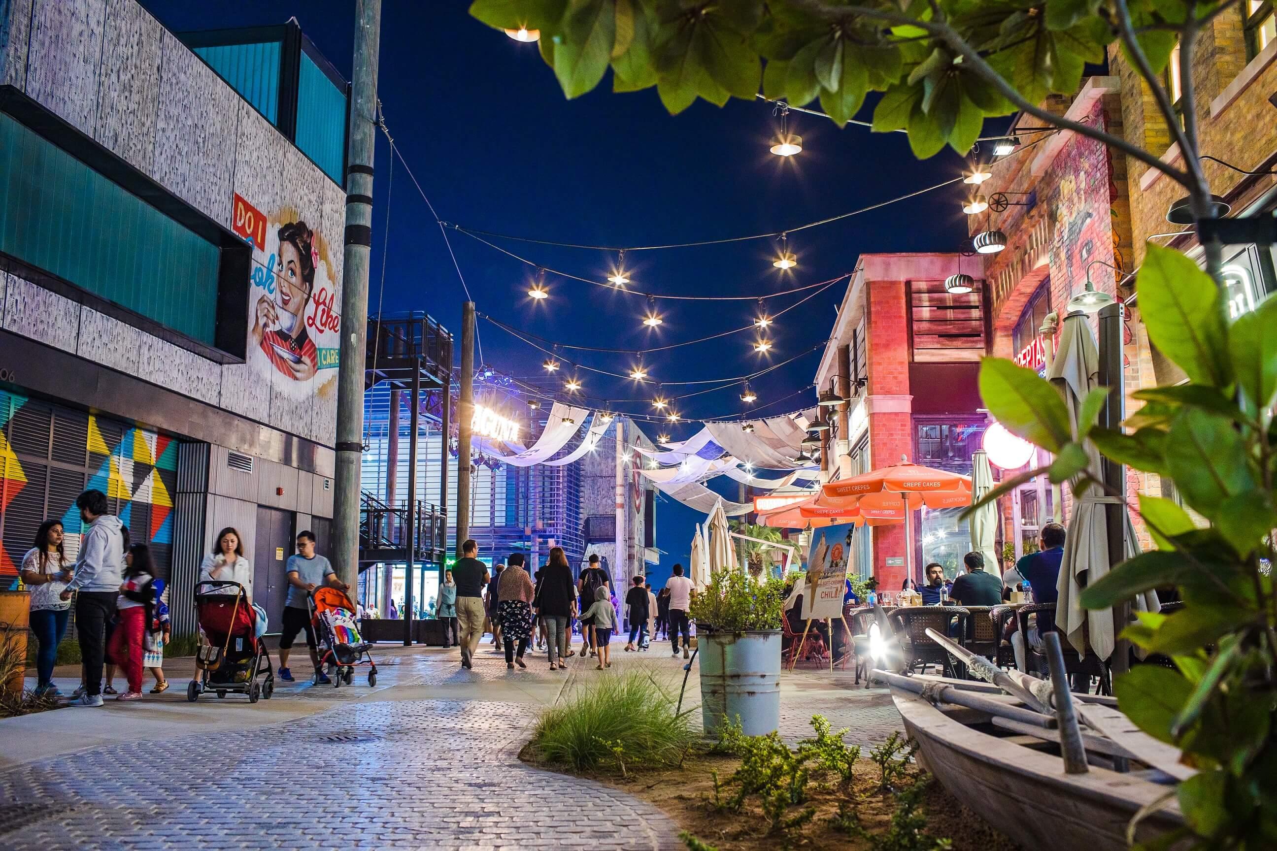 السنافر في لا مير خلال عطلة الربيع القادمة 2019