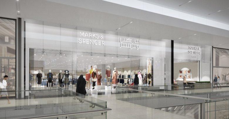 متجر ماركس وسبنسر يستعد لإفتتاح أبوابه في فستيفال بلازا