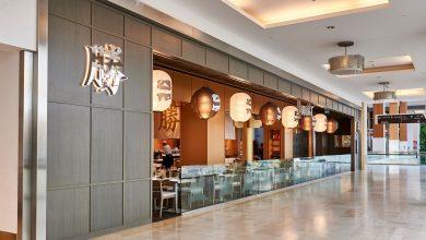 صورة افتتاح مطعم Katsuya by Starck في ياس مول ابوظبي