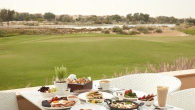 صورة أحدث عروض الطعام في نادي المرابع العربية للجولف