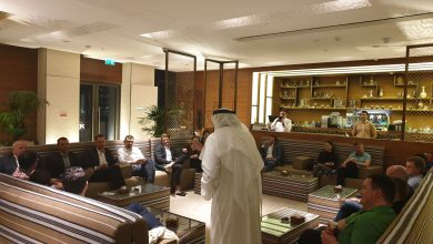 Photo of نظرة على المجلس الإماراتي التقليدي في مطعم الرمال السبعة