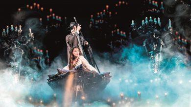 Photo of دبي أوبرا تستضيفالمسرحية الغنائية ذا فانتوم أوف ذا أوبرا