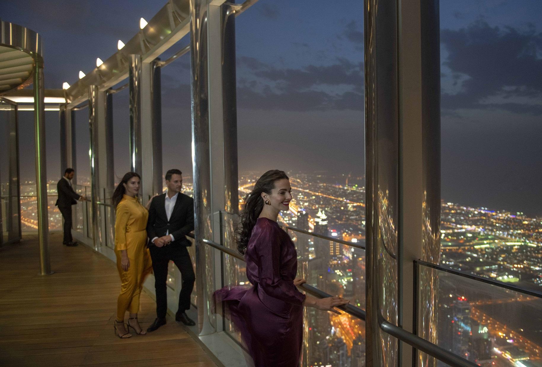 ذا لاونج برج خليفة تشارك في اختتام فعاليات مهرجان دبي للمأكولات 2019