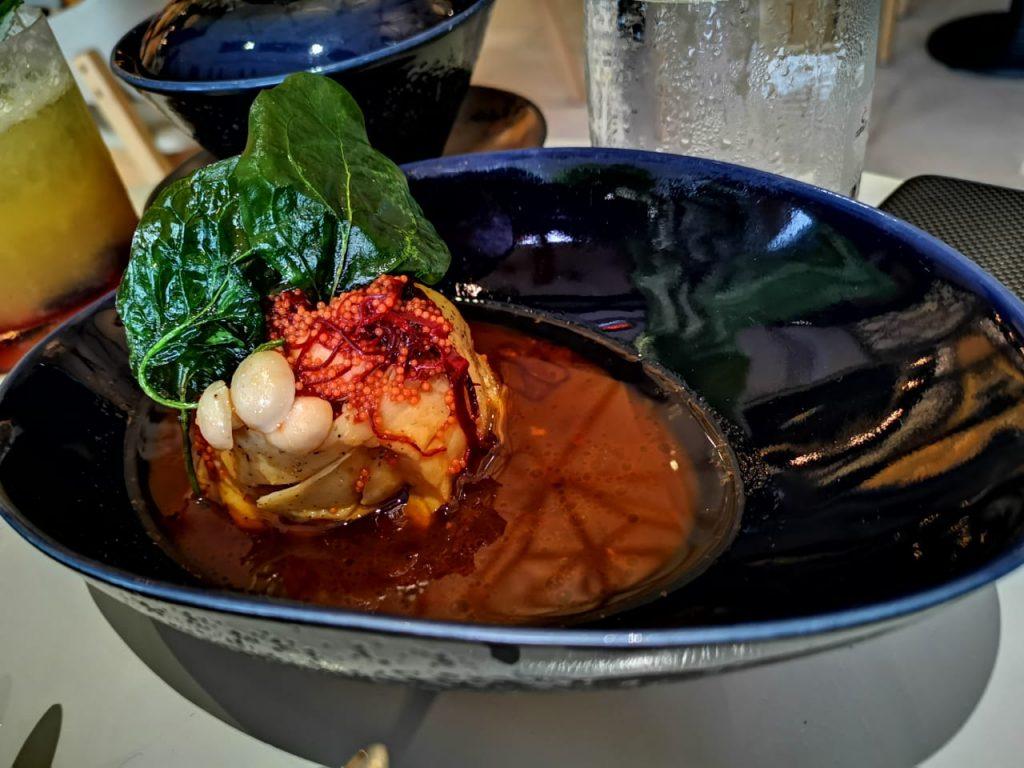 مطعم كيو وجهة يابانية عصرية في دبي