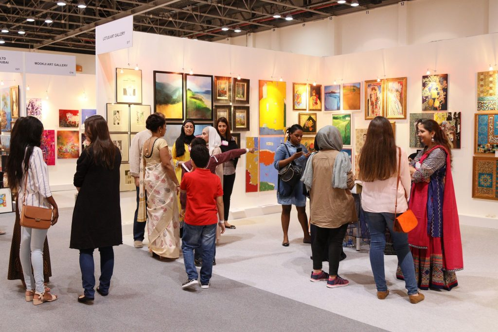 جدول فعاليات دبي خلال موسم دبي الفني 2019