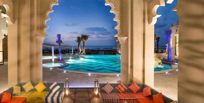 فندق باهي قصر عجمان