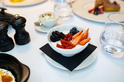 قائمة طعام جديدة من مطعم رو رويال دبي